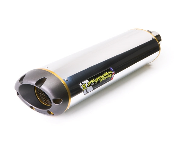 2009-2014 Yamaha R1 Two Brothers Racing Slip On Exhaust System ...