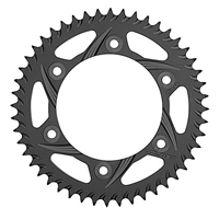 2003 Ducati 800 Sport Vortex 520 Rear Sprocket - Hard-Coated - Black