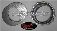 2002-2003 Ducati 620IE / Sport Barnett Kevlar Clutch Kit - Plates Only (306-25-10001)