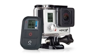 GoPro HD HERO3+ Black Edition - Motorsports (1080p) Wide Angle Camera - Video Camcorder - (CHDMX-302)