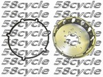 Paulimoto Racing Ducati Clutch Basket with Shim