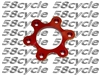 Paulimoto Racing Ducati Red Spyder Spring Retainer