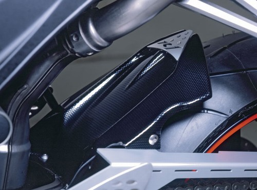 2004-2006 Yamaha R1 Carbon Fiber Rear Fender Hugger