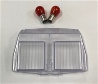 Clear Alternatives 1994-2002 Ducati 748 916 996 998 Clear Tail Light Lens