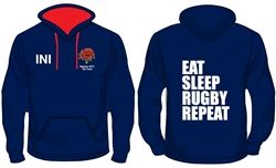 Supersoft personalised BRFC Tour Hoodie