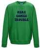 Gunwalloe Junior Sweatshirt