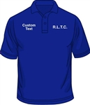R.L.T.C. Junior Polo Shirt (Age 5-6 up to 12-14)