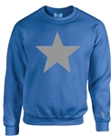 Star Sweatshirt (Adults)