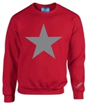 Star Sweatshirt (Juniors)