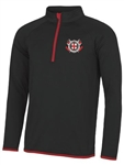 Alternative Half Zip Training Top (Ladies and Unisex) - 2 colours