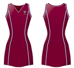 WRFC Junior Netball Dresses (aged 5 to 12)