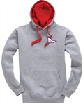 Contrast Colour Hoodie (Adult Sizes) - 9 colours