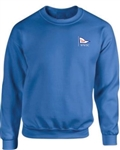Crew Neck Sweatshirt (Adult Sizes) - 7 colours