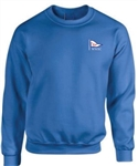 Crew Neck Sweatshirt (Junior Sizes) - 6 colours