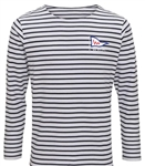 Stripey T-shirt with long sleeves (Junior)