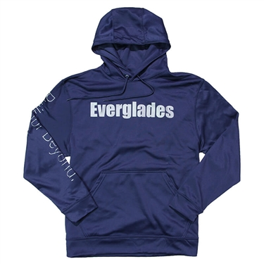 Performance Fleece Hoodie - Navy