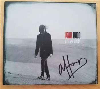 Alfonso Andre - Mar Rojo (Autographed)