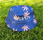 Molotov - Blue Bucket Hat  - New