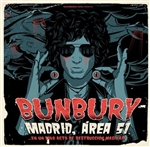 Madrid, Area 51 (BLU RAY) - Enrique Bunbury -