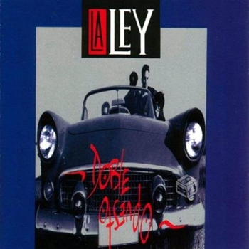 La Ley - Doble Opuesto - (vinyl) - Imported - Limited Edition - Collectable!!!