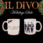 Il Divo - Mug - Holiday Sale