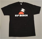 Hip Merch Logo Black