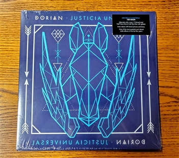 Dorian - Justicia Universal (Colored Vinyl) Deluxe Limited Edition - Collectable - Manufactured in the Czech Republic
