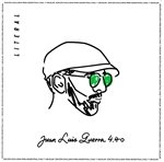Juan Luis Guerra - Literal (colored vinyl/orange) - Limited Edition - Out of Print!!