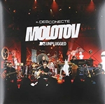 Molotov - El Desconecte (MTV Unplugged) - Double vinilo - Importado!!!