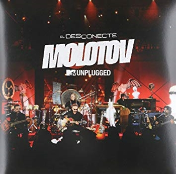 Molotov - El Desconecte (MTV Unplugged) - Double vinilo - Importado - OUT OF PRINT.