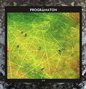 Zoe - Programaton - (vinyl 160 grams) - Gatefold double vinyl!! - Imported - Limited Edition - Includes 2 bonus tracks - Out of print!!! - Collectable!!!