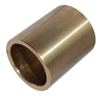 "C93200 Bronze Bushing - 1-11/16""ID x 2""OD x 3-1/2""Long"