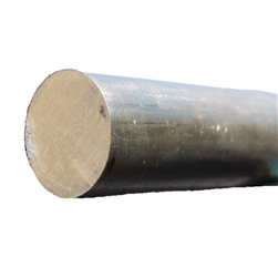 "CUT TO LENGTH - C95400 | Solid Bar 2-1/4""O.D."