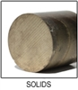 "C95900 | Solid Bar 2-1/4""O.D. x 12""Long"