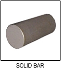 "SAE 863, Sintered Bronze ""Oversize"" Solid Bar Stock"