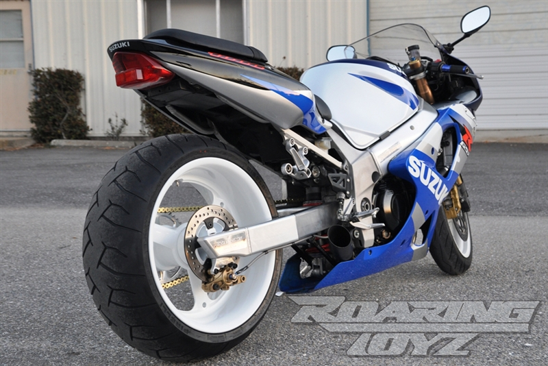 2001-02 GSXR 1000 240 Wide Tire Conversion Kit CLICK ON PICTURE TO BUILD  YOUR KIT PRICE