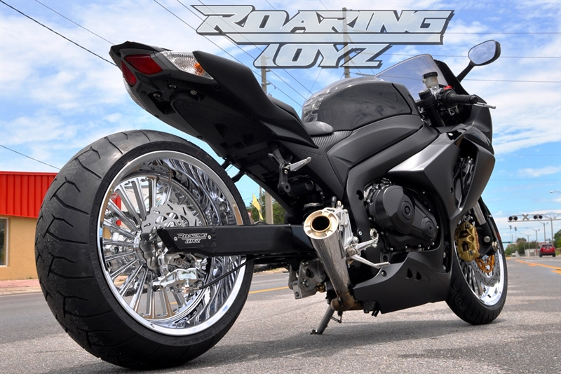 2009-15 GSXR 1000 240 Wide Tire Conversion Kit CLICK ON PICTURE TO BUILD  YOUR KIT PRICE