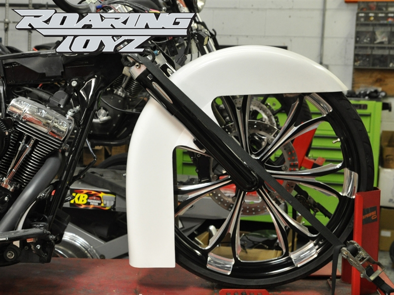 Classic Style 26 Quot Front Fender 23 Inch Front Wheel Conversion Harley Davidson Streetlide