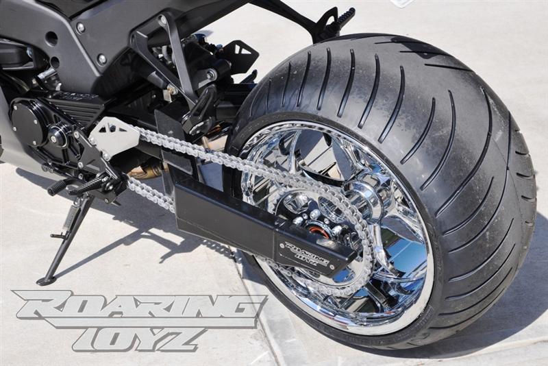 330 Osd 11 13 Kawasaki Zx10 Fat Tire Swingarm Kit 2011 2012 2013