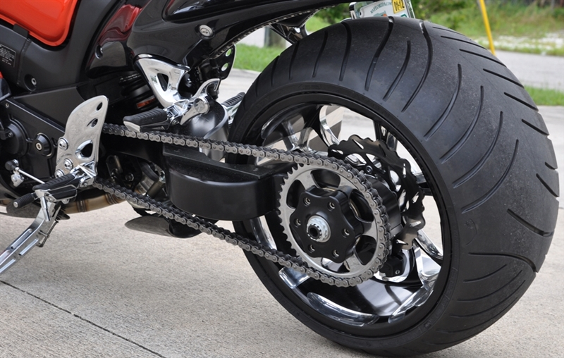 Hayabusa 330 Single Sided Swingarm Conversion Kit