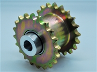330 Jackshaft Sprocket Fits Myrtle West Wide Tire Swingarms