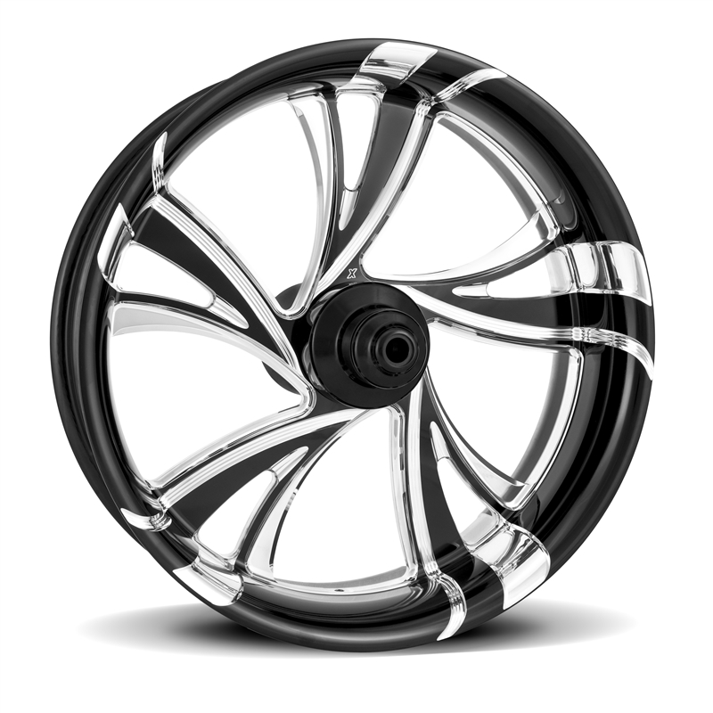 Performance Machine Cruise Contrast Cut Platinum Forged Aluminum