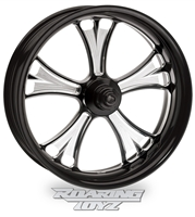 Performance Machine Gasser Forged Aluminum Custom Wheels