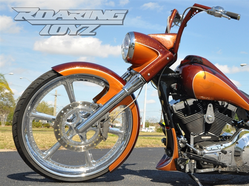 Stage 1 Road King Bagger 26