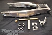 2011-2019 Suzuki GSXR 600 750 Aftermarket Extended Swingarm 2012 11 12 13 Stretched Racing Dragrace Custom
