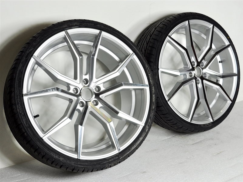 22 Inch Tires >> Custom 22 Wheel Tire Kit Fits Polaris Slingshot Style 30 22s