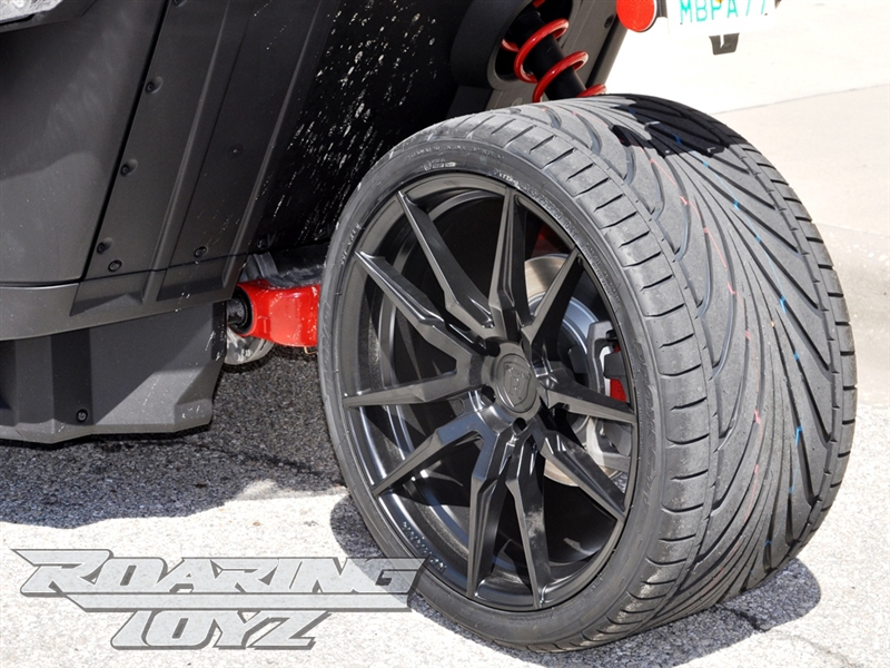 Cheap Rims And Tires Package >> Wide N Out 20 Wheel Tire Kit Fits Polaris Slingshot Style 40