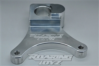 Suzuki 2003-2006 GSXR 1000 2004-2005 GSXR 600 and 750 Rear Caliper Hanger Bracket Billet CNC Machined