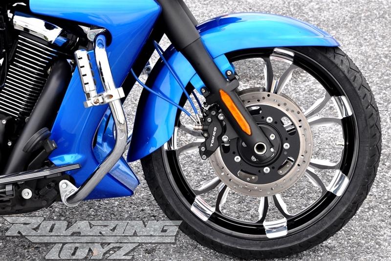 Kawasaki Vulcan 1700 21 Inch Front Wheel Kit Vaquero Voyager