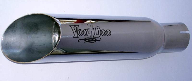 Voodoo Exhaust Suzuki GSX-R1000 VEGSXR1K5P